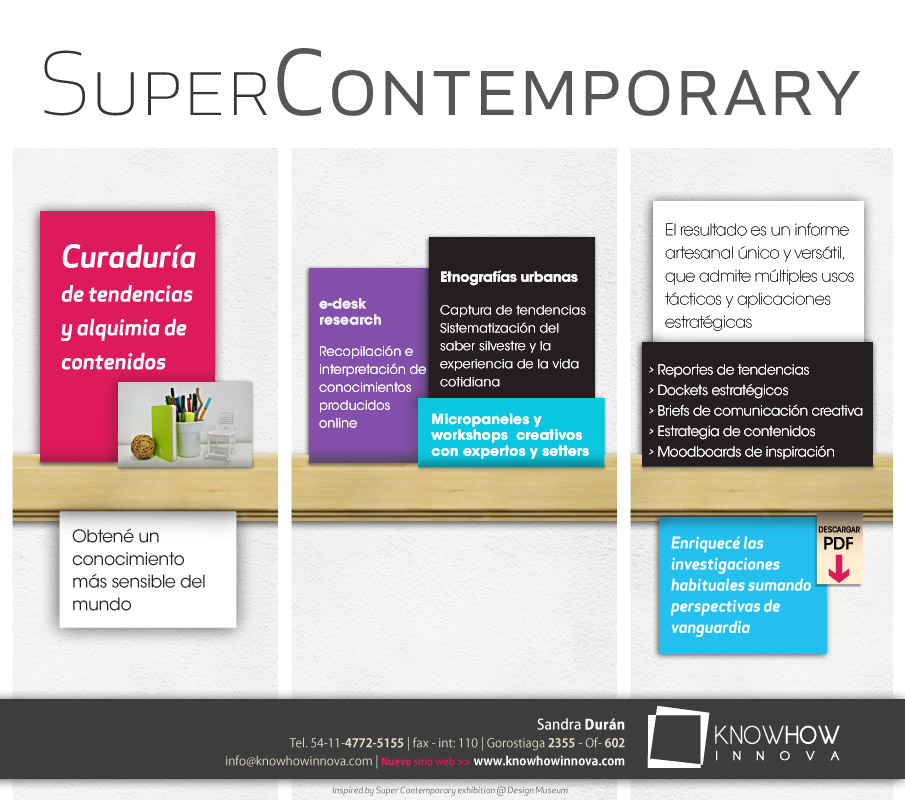 Super Contemporary